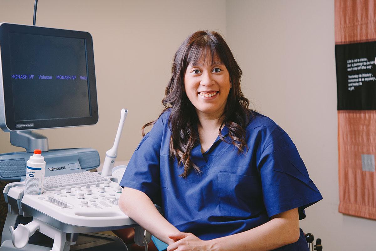 Dr Jinny Foo Pregnancy Doctor Sydney