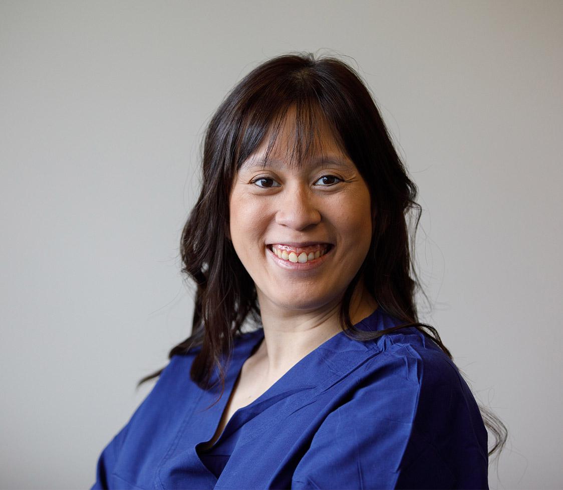 Dr Jinny Foo